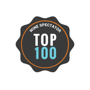 Riconoscimento Wine Spectator TOP 100