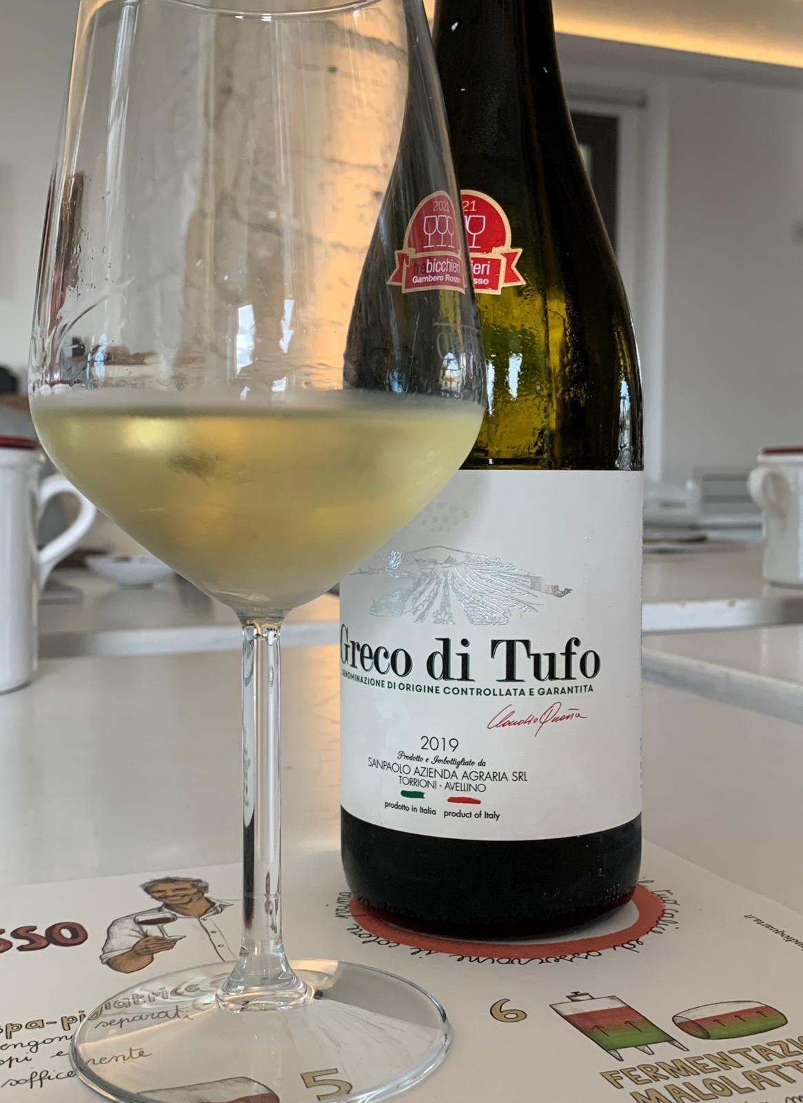 Claudio Quarta Vignaiolo Greco di Tufo